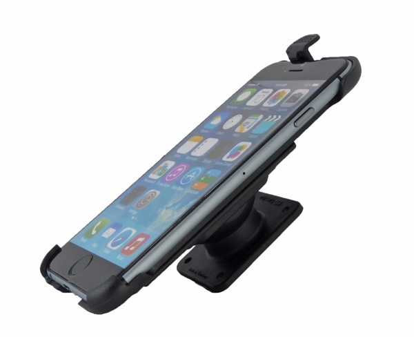 hr kfz halterung f r apple iphone 6 auto halter handyhalter 1536 24973 ebay. Black Bedroom Furniture Sets. Home Design Ideas
