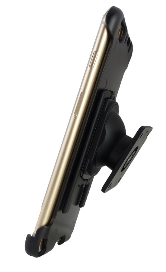 hr kfz halterung f r apple iphone 6 plus 5 5 auto halter handyhalter 1536 24974 ebay. Black Bedroom Furniture Sets. Home Design Ideas
