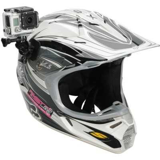 xirrix actioncam helm halterung runde halterung f r gopro. Black Bedroom Furniture Sets. Home Design Ideas