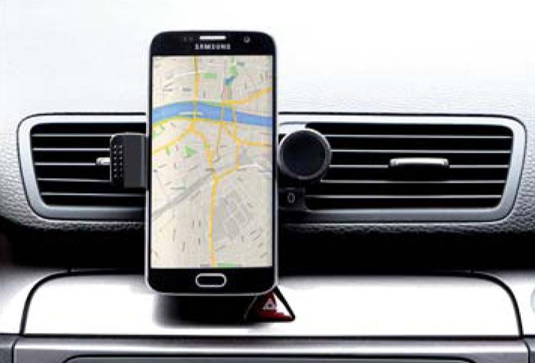 kfz auto halterung f r apple iphone 8 plus l ftung halter ebay