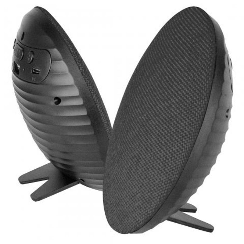 bluetooth lautsprecher boogie mit freisprechfunktion microsd kartenslot ebay. Black Bedroom Furniture Sets. Home Design Ideas