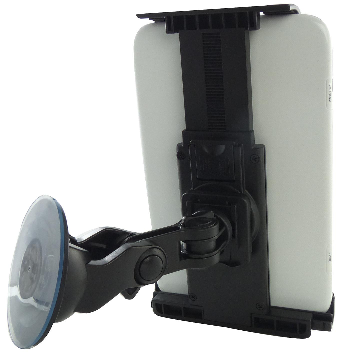 haicom universal kfz autohalterung f r apple ipad mini 4. Black Bedroom Furniture Sets. Home Design Ideas